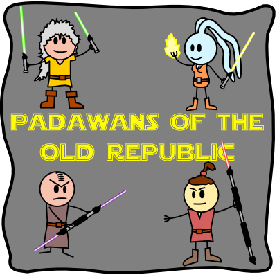 Padawans of the Old Republic